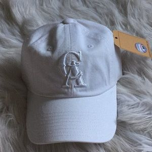 American Needle Angels logo baseball hat
